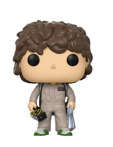 Funko POP Stranger Things Dustin Ghostbusters Vinyl Figure