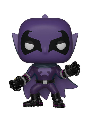 Funko POP! Spiderman Into The Spider-Verse Prowler Vinyl Figure