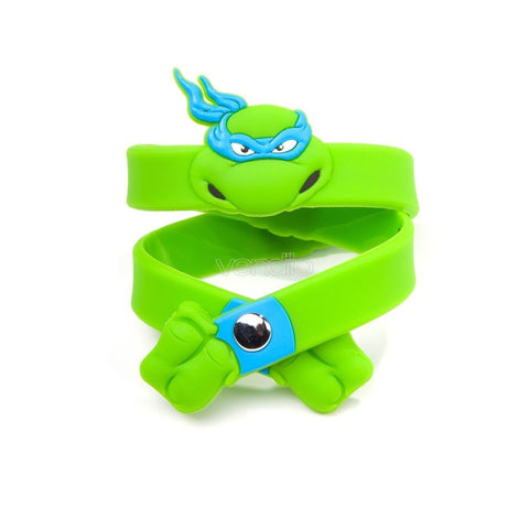 Turtles Leonardo Blue Wristband