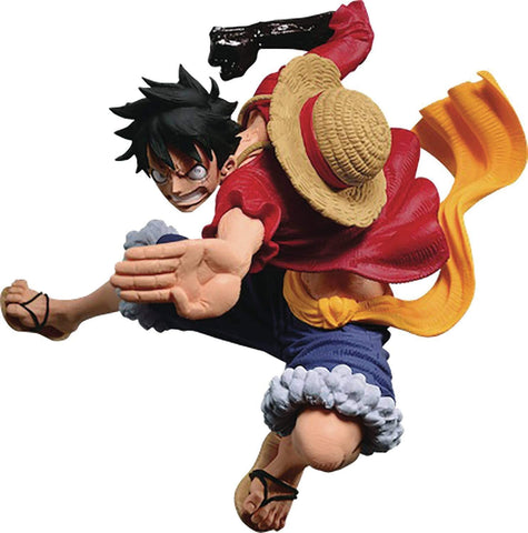 One Piece Scultures Big Col Luffy V3 Statue