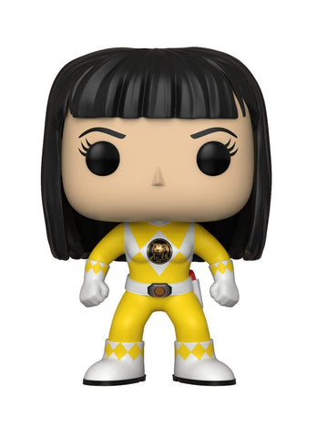 Funko POP! Power Rangers Trini No Helmet Vinyl Figure