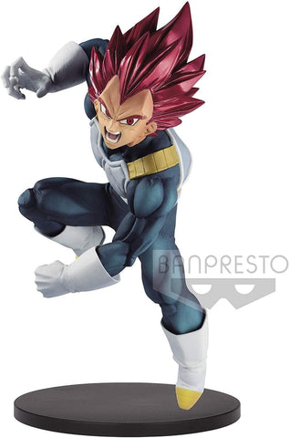 Dragon Ball Super Vegeta Special VII Blood Of Saiyans Statue