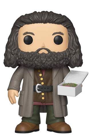"Funko POP! Harry Potter S5 6"" Hagrid Figure"