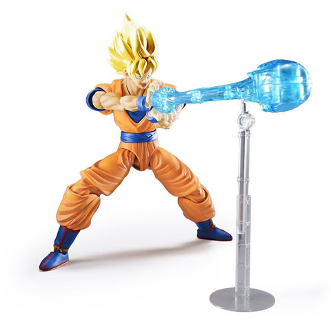Figure Rise Standard Dragon Ball Z Super Saiyan Son Goku Model Kit