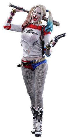 Hot Toys Suicide Squad Harley Quinn 1:6 Scale Collectible Action Figure