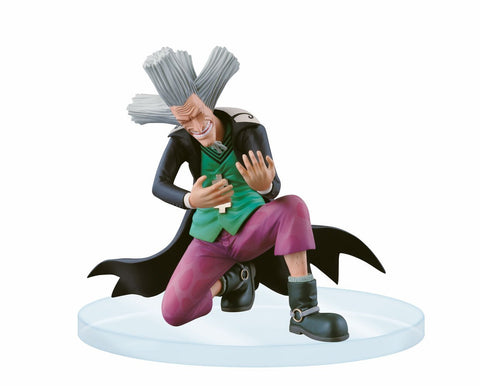 One Piece - Dr Hiluluk Dramatic Showcase Figurine