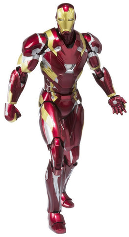 S.H. Figuarts Ironman Mark 46 Action Figure