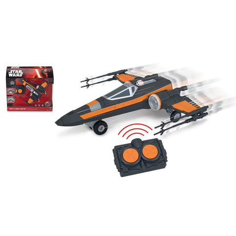Star Wars Poes X-Wing Fighter Full Function