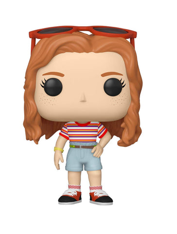 Funko POP! Television Stranger Things Max In Mall Outfit Vinyl Figure