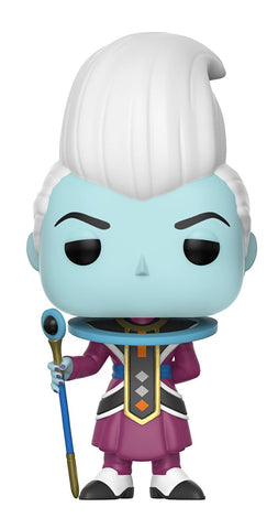 Funko POP DB Super Whis Vinyl Figure