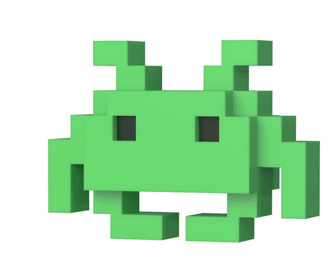 Funko POP! Space Invaders MD Invader 8-Bit Retro Vinyl Figure