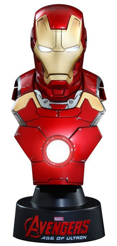 Avengers Age of Ultron 1/6 Iron Man Mark XLIII Bust
