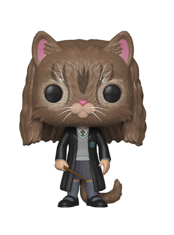 Funko POP! Harry Potter S5 Hermione as Cat V Figure