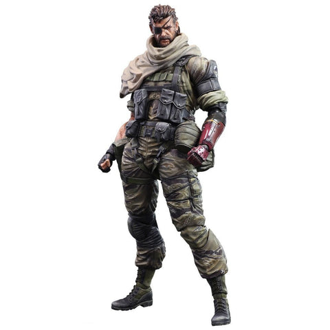 Metal Gear Solid V The Phantom Pain Play Arts Kai Venom Snake
