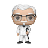 Funko Pop! Icons: KFC - Colonel Sanders with Cane Vinyl Figure (Exclusive)
