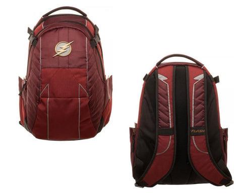 DC Comics Flash Premium Laptop Backpack