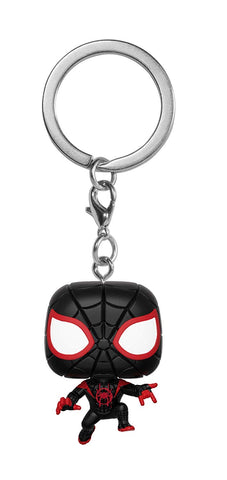Funko POP! Spiderman Morales Keychain