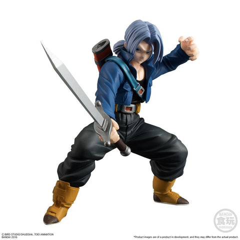 Dragon Ball Z Styling Trunks Figure