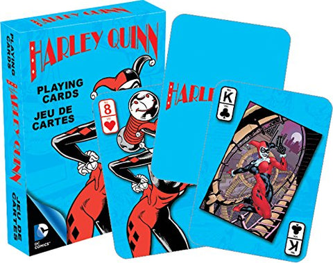DC Comics Harley Quinn Playing Cards Deck