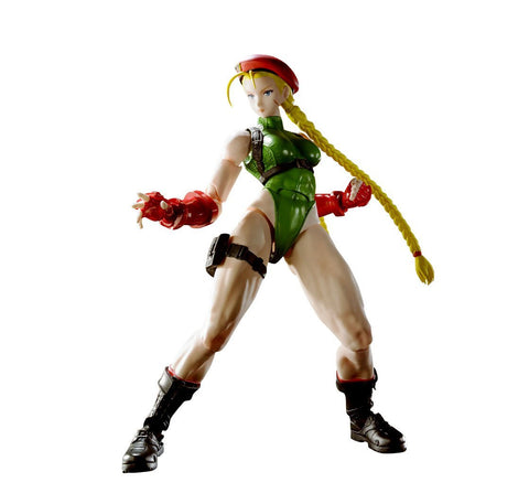 Street Fighter V Cammy SH Figuarts Figure