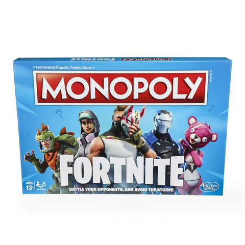 Monopoly Game - Fortnite Edition