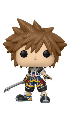 POP Kingdom Hearts Sora Vinyl Figure