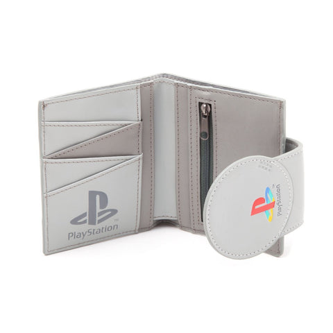 PlayStation Shaped Bifold Wallet
