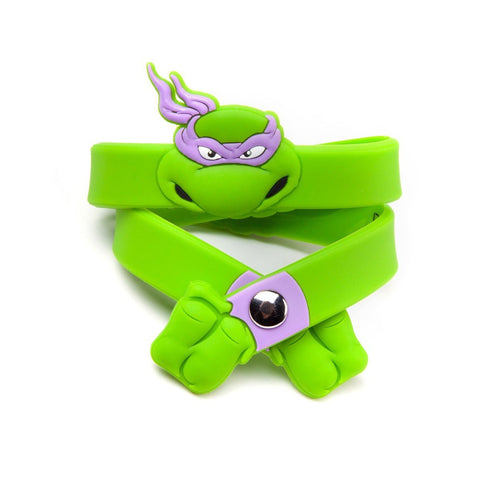 Turtles Donatello Purple Wristband