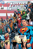 DC Comics Justice League Cover Maxi Poster