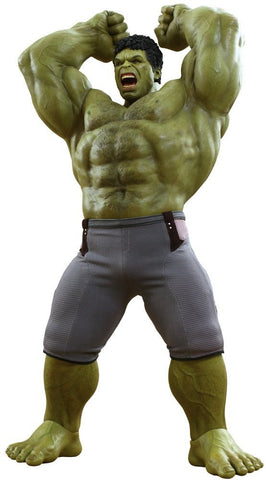 Hot Toys Avengers: Age of Ultron Hulk 1/6th Scale Deluxe Collectible Set