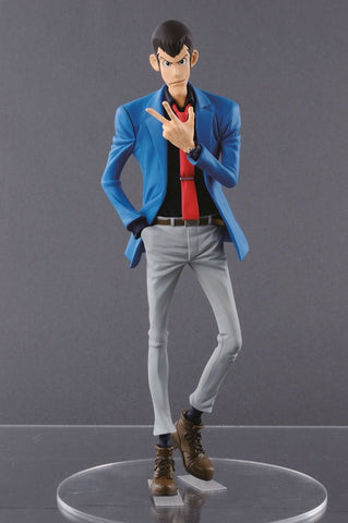 Banpresto Figurine Lupin - Lupin The Third Master Stars Piece 26cm