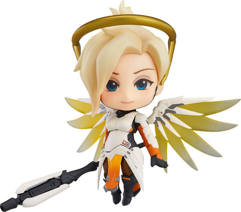 Nendoroid Overwatch Mercy Classic Skin Action Figure