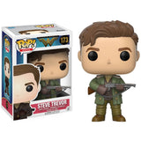 POP Wonder Woman Steve Trevor Vinyl Figure