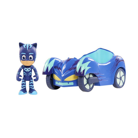 PJ Masks JP Cat Boy Car Vehicle and Figure