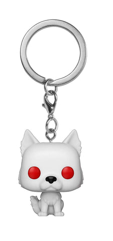 Funko POP! Game of Thrones Ghost Keychain