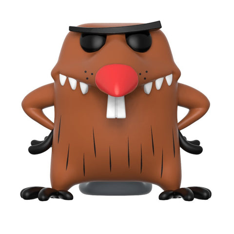 POP Angry Beavers Dagget Vinyl Figure