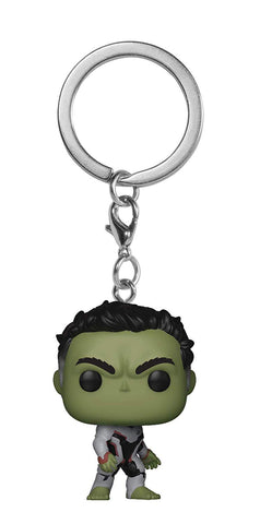 Funko POP! Marvel: Avengers Endgame Hulk Team Suit Keychain