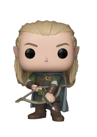 Funko POP! Lord Of The Rings Hobbit Legolas
