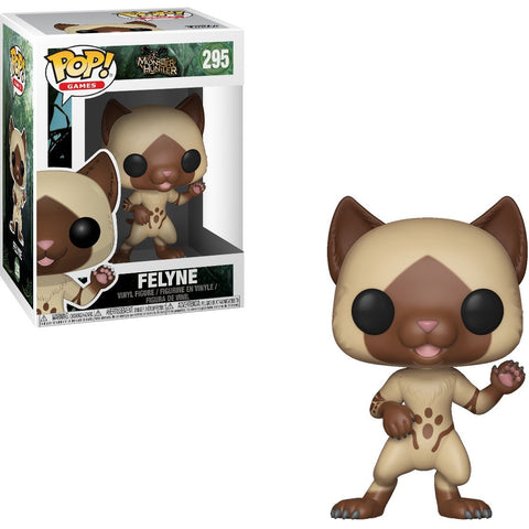 Funko POP! Monster Hunter Felyne Vinyl Figure