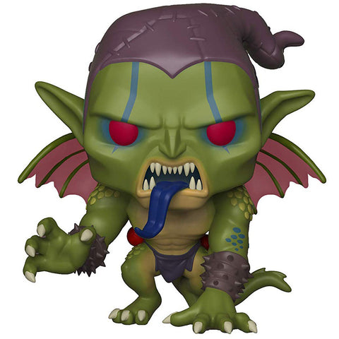 Funko POP! Bobble Marvel Man: Into The Spider-Verse Green Goblin Vinyl Figure