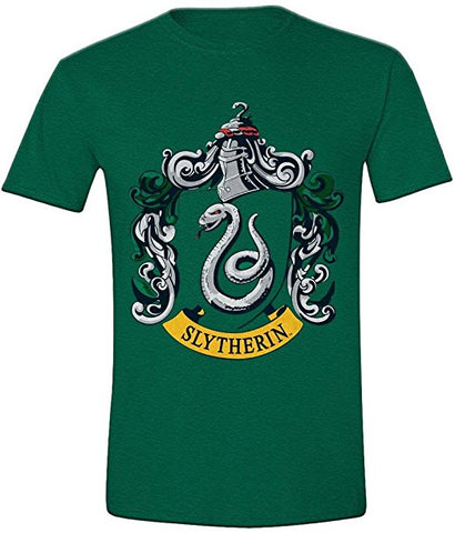 Harry Potter - Slytherin Crest Men's T-shirt