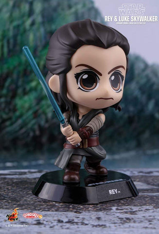 Cosbaby Star Wars: Episode VIII - The Last Jedi Rey Vinyl Figure