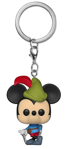 Funko POP! Mickey's 90th Brave Little Keychain