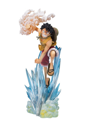 Figuartszero Monkey.D.Luffy-Brother's Bond Statue