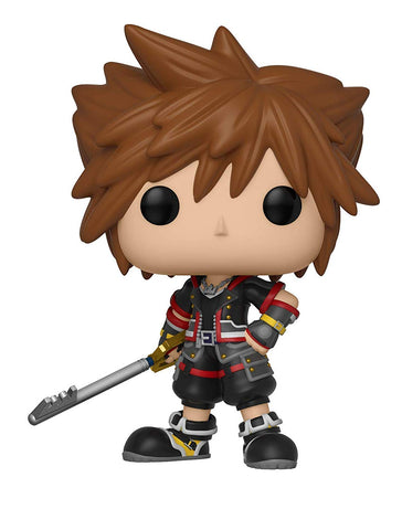 Funko POP! Kingdom Hearts Sora Vinyl Figure