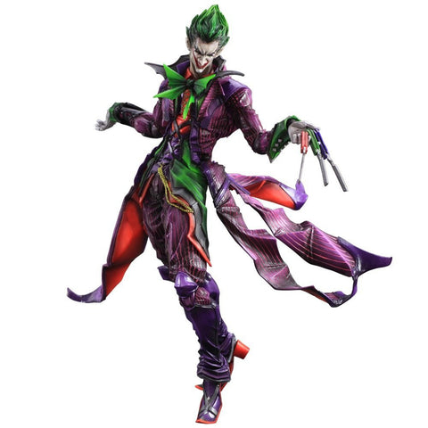 DC Comics Variant Play Arts Kai The Joker Action Figure