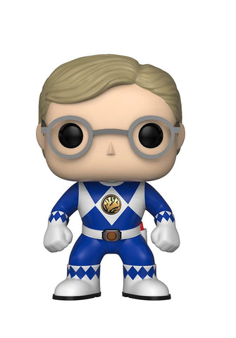 Funko POP! Power Rangers Billy No Helmet Vinyl Figure