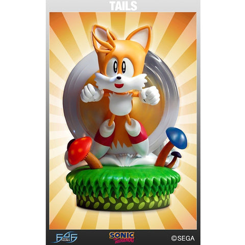 Sonic - Tails Classic Statue