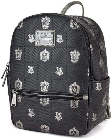 Loungefly Harry Potter Mini Backpack Black
