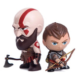 God Of War Kratos and Atreus Mini Figure Double Pack